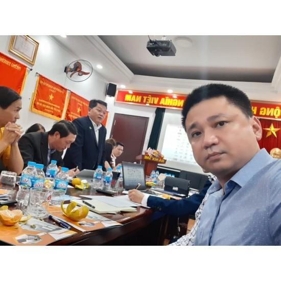 CEO Nguyễn Quang Huy